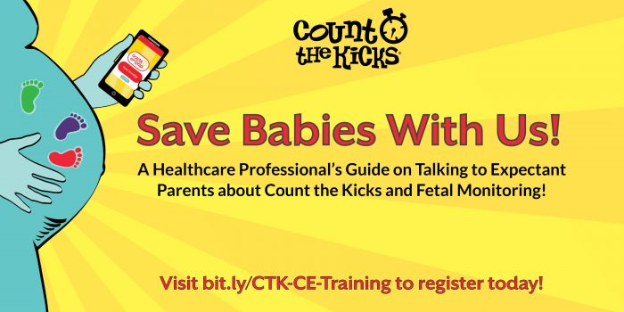 Count the Kicks CE Training Save Babies With Us