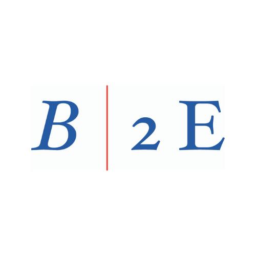 B2E logo