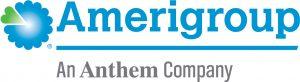 Amerigroup, An Anthem Company logo